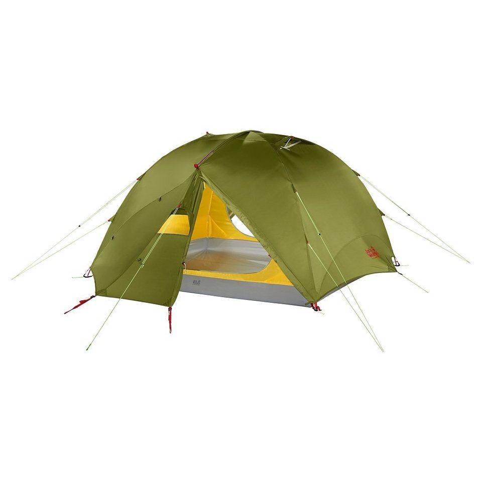 Jack Wolfskin Zelt »Yellowstone II Vent Tent« in grün