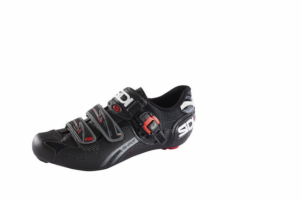 Sidi Fahrradschuhe »Genius 5 Fit Carbon Fahrradschuh Men« in schwarz