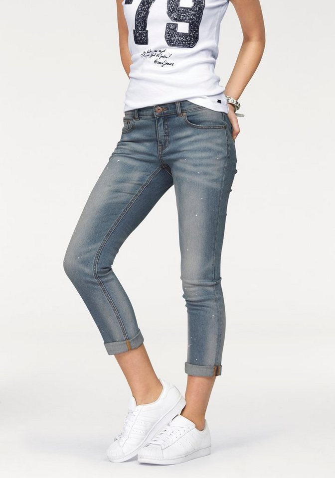 Arizona 7/8-Jeans in blue-used