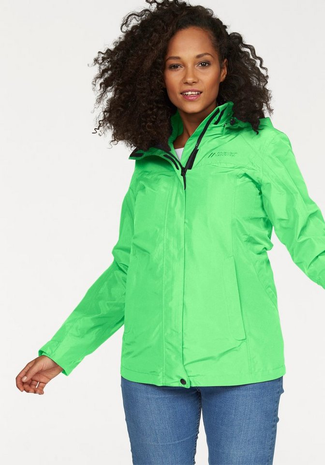Maier Sports ELVINA Funktionsjacke in Grün