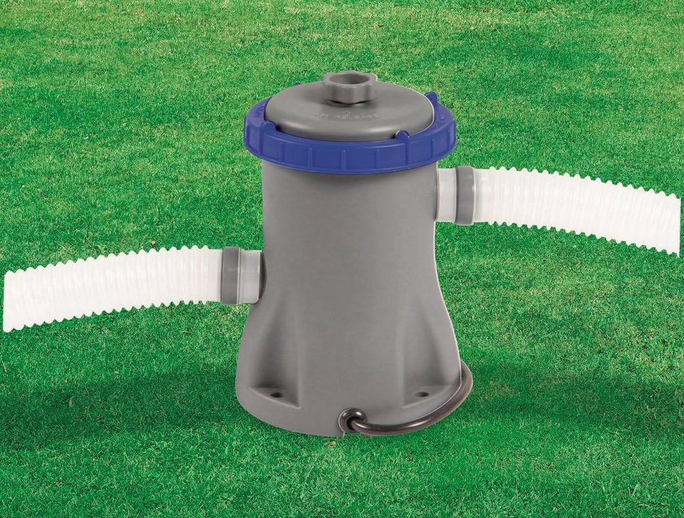 Filterpumpe »Flowclear Filterpumpe 1249 l/h« in grau
