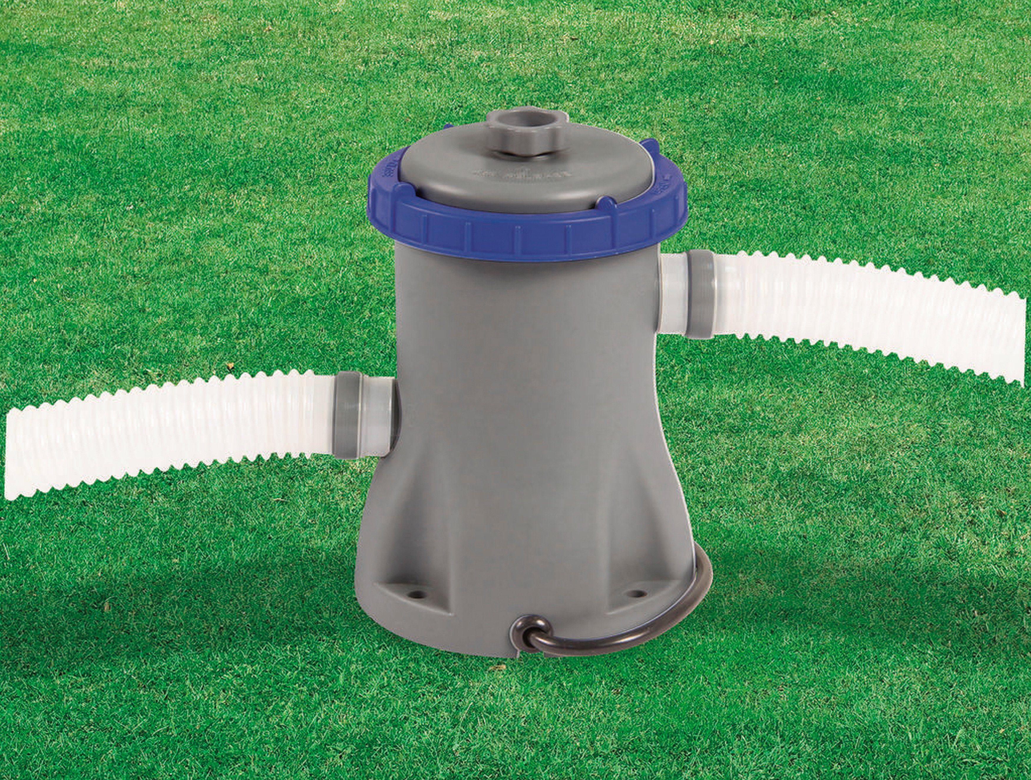 Bestway Filterpumpe »Flowclear Filterpumpe 1249 l/h«