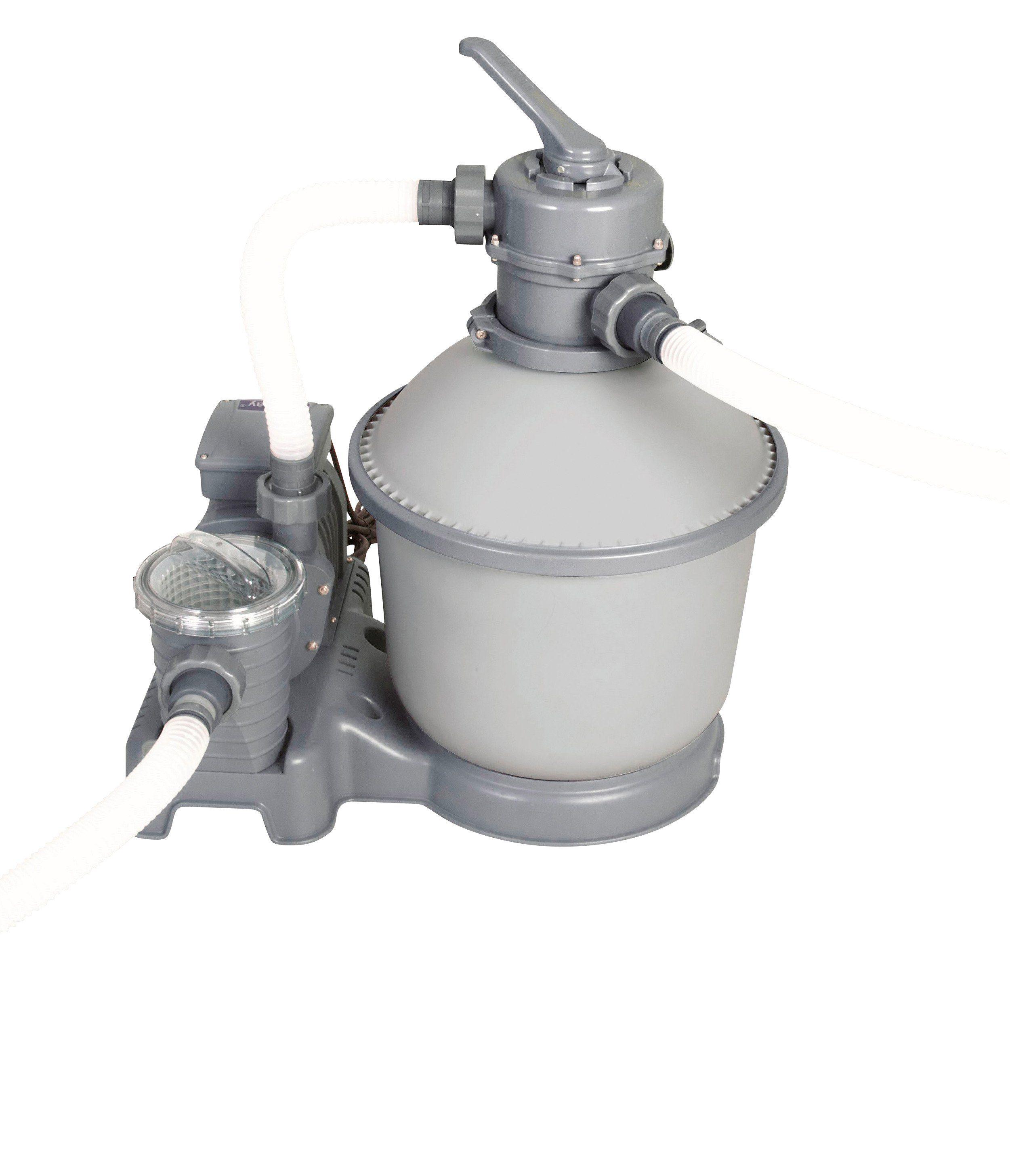 Bestway Sandfilteranlage »Flowclear Sandfilterpumpe 3785 l/h«