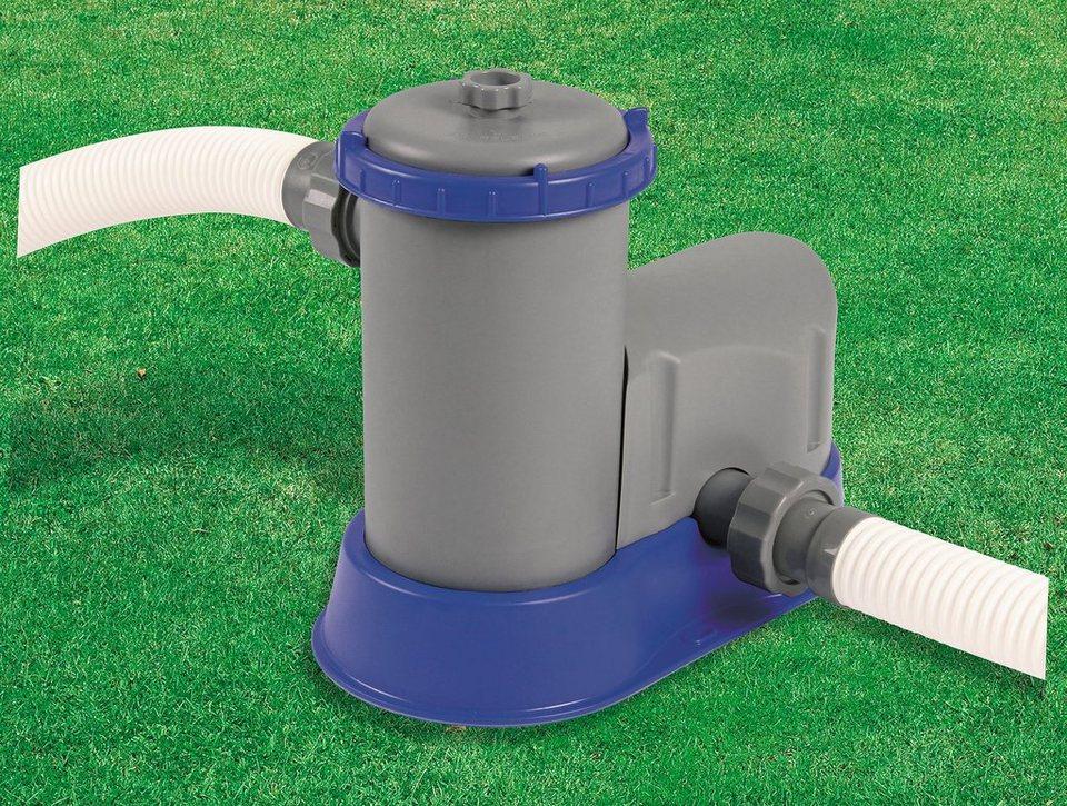 Filterpumpen »Flowclear Filterpumpe 5678 l/h« in grau