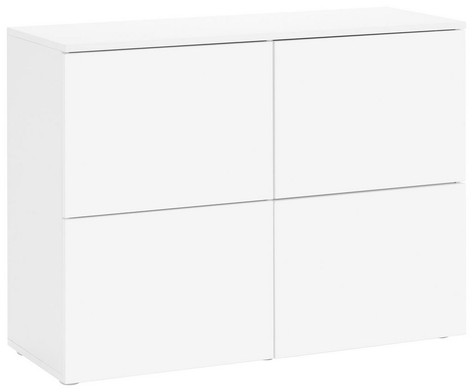 borchardt m bel kommode rova breite 93 cm mit push to. Black Bedroom Furniture Sets. Home Design Ideas