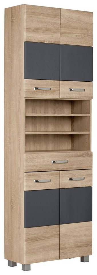 held m bel hochschrank trient breite 60 cm otto. Black Bedroom Furniture Sets. Home Design Ideas