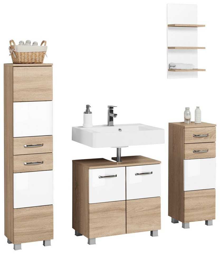 badm bel weiss hochglanz preisvergleiche erfahrungsberichte und kauf bei nextag. Black Bedroom Furniture Sets. Home Design Ideas