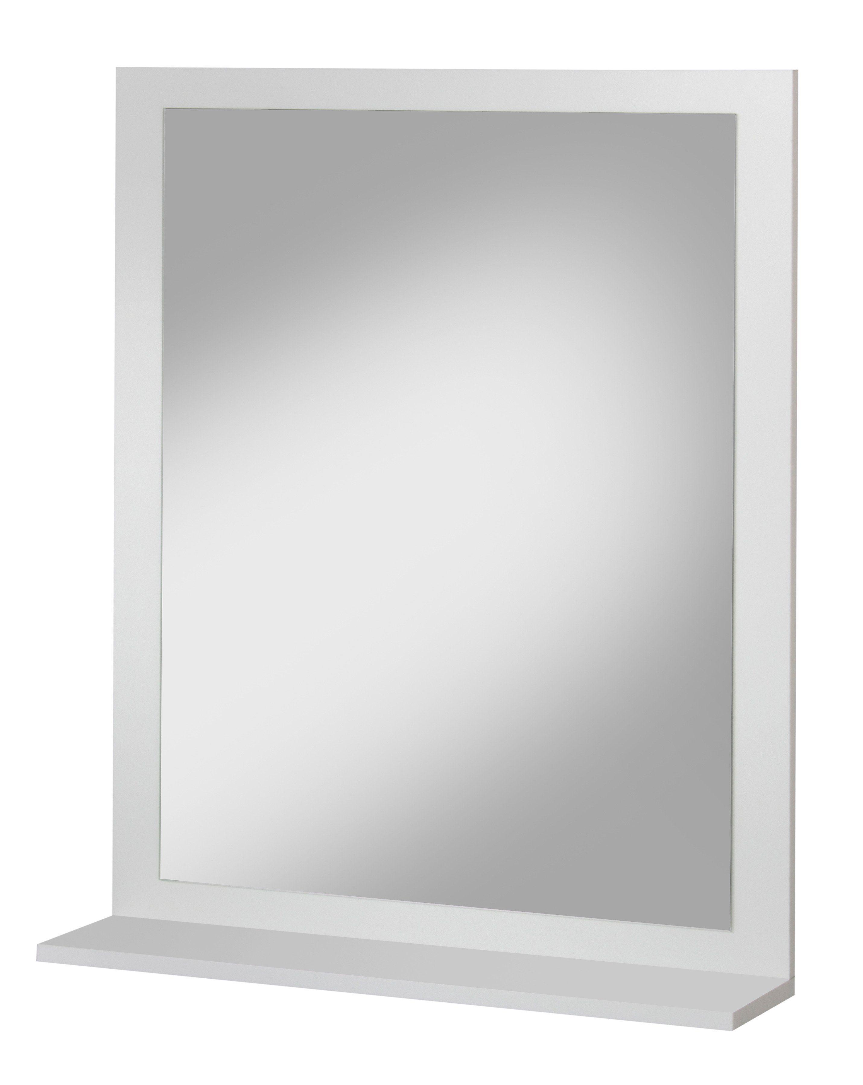 Kesper Spiegel / Badspiegel »Lugo« Breite 58,5 cm, mit Ablage