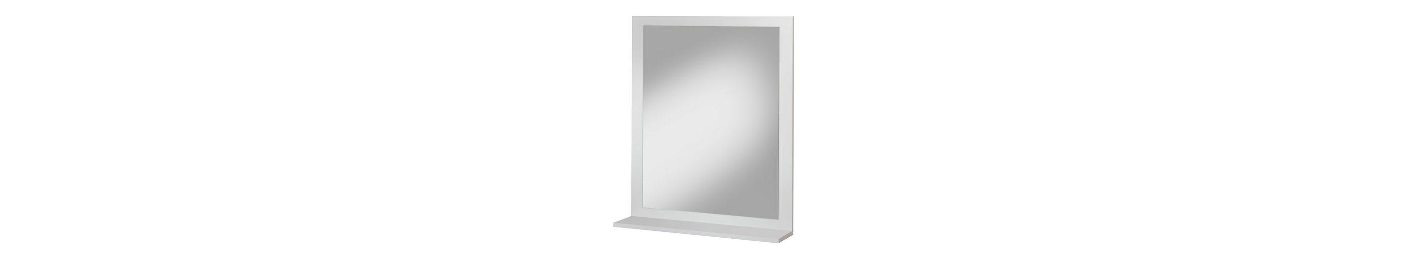 Spiegel / Badspiegel »Lugo« Breite 58,5 cm, mit Ablage