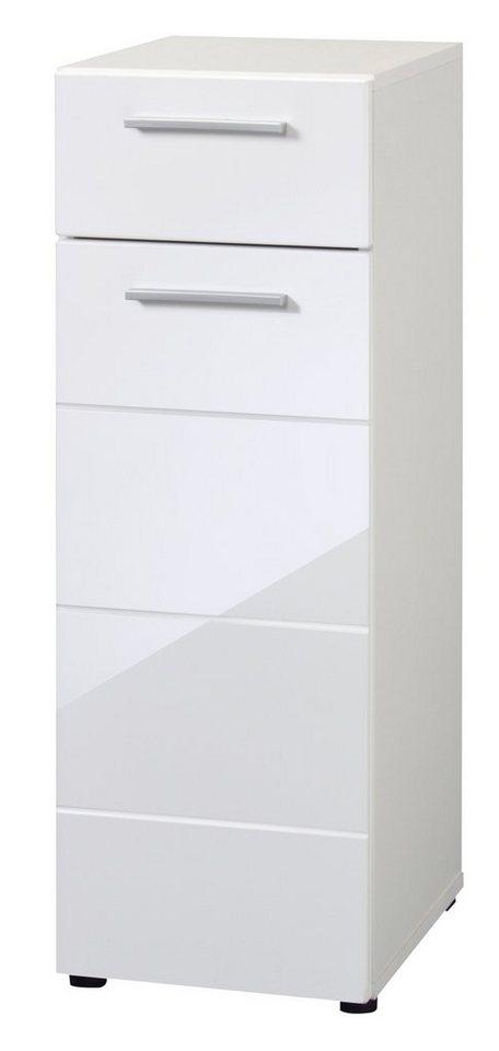 Unterschrank »Aqua«, Breite 30 cm in weiß