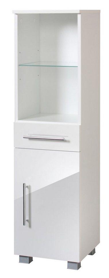 Midischrank »Lugo«, Breite 32,5 cm in weiß