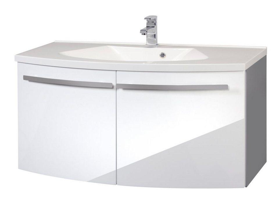 kesper waschtisch h rnum breite 100 cm 2 tlg online. Black Bedroom Furniture Sets. Home Design Ideas