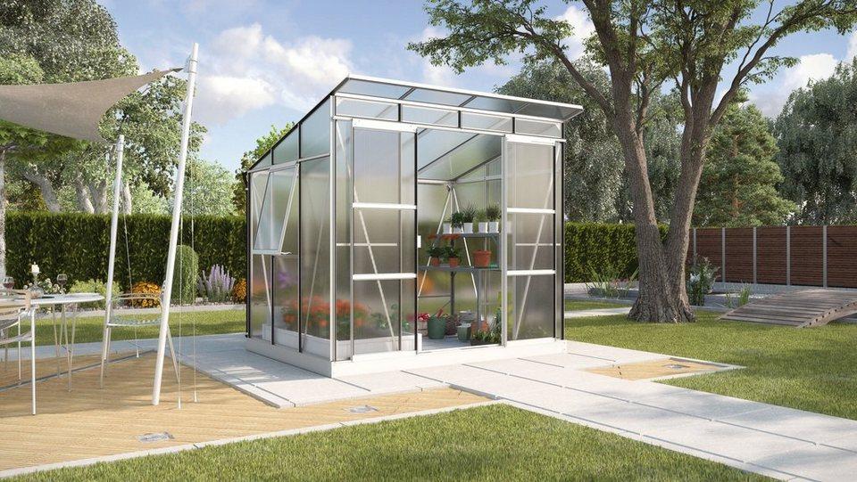 vitavia gew chshaus freya 5900 bxt 254x192 cm in 2 farben online kaufen otto. Black Bedroom Furniture Sets. Home Design Ideas