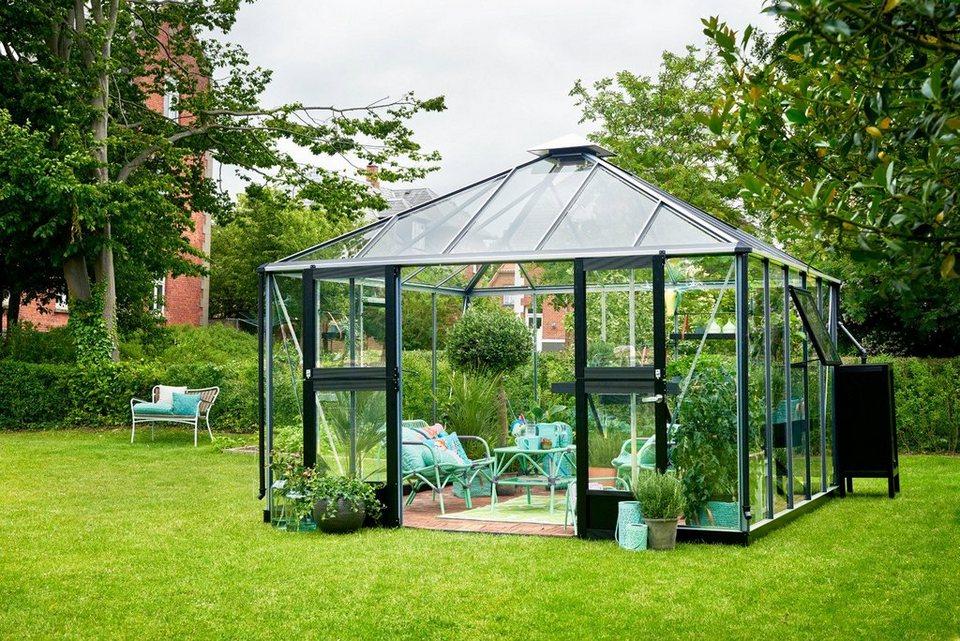 juliana gew chshaus oase bxt 368x368 cm in 2 farben online kaufen otto. Black Bedroom Furniture Sets. Home Design Ideas