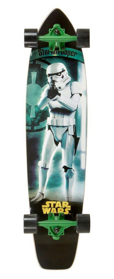 Star Wars Longboard, »Stormtrooper« in mehrfarbig