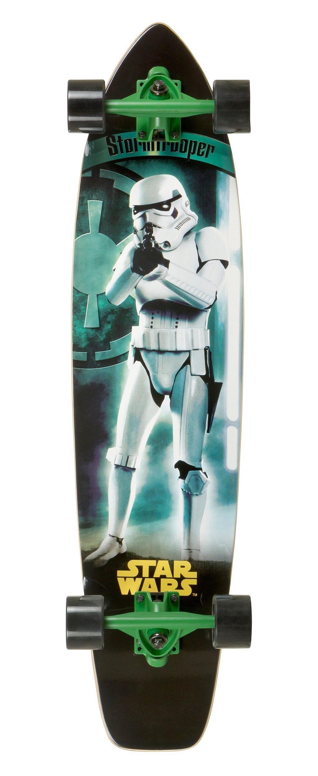 Star Wars Longboard, »Stormtrooper«