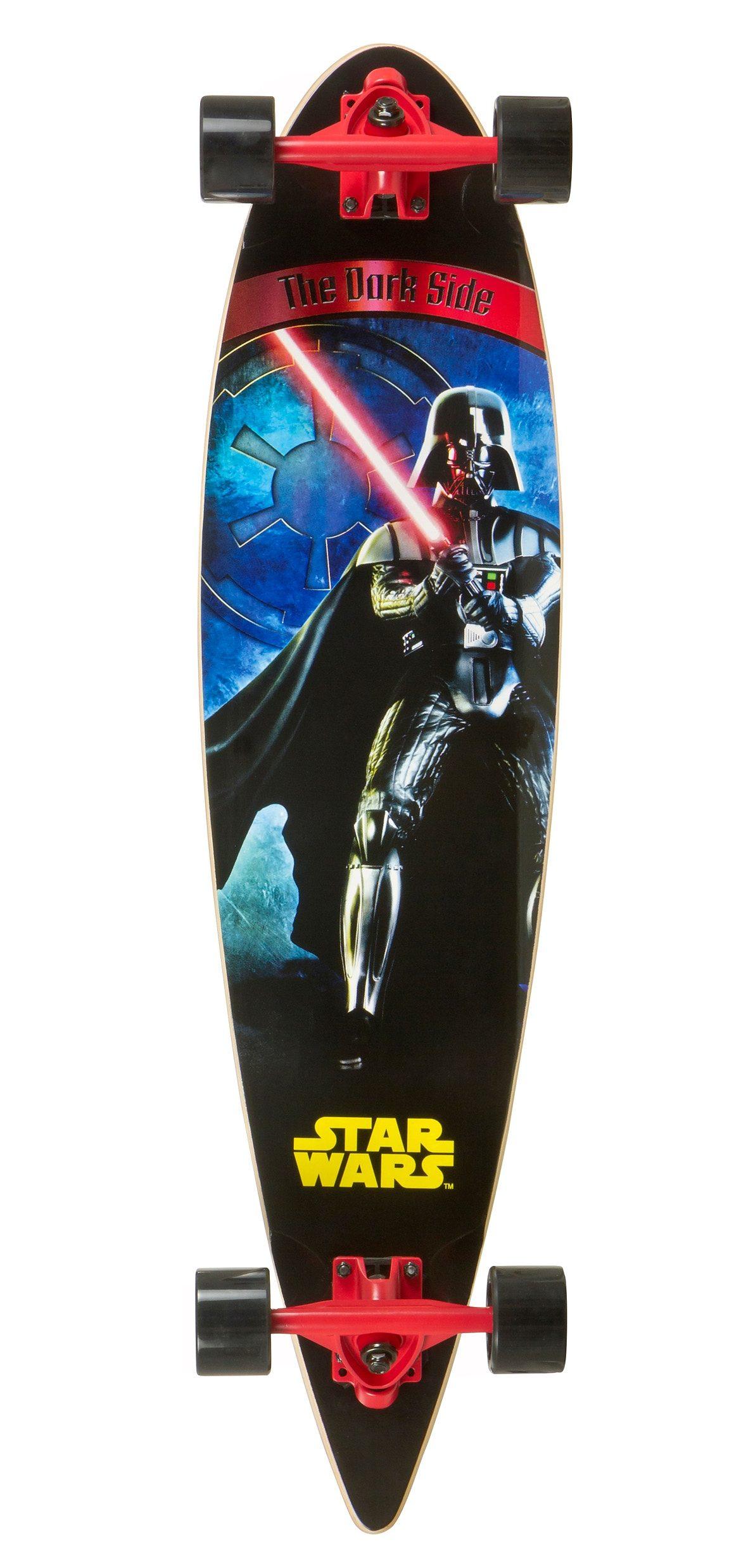 Star Wars Longboard, »The Dark Side«