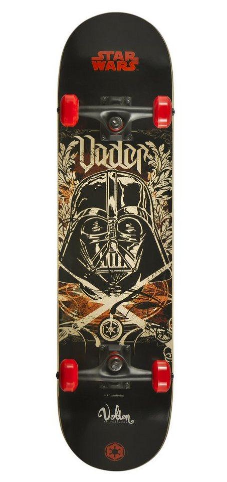 Star Wars Skateboard, »Evil« in mehrfarbig