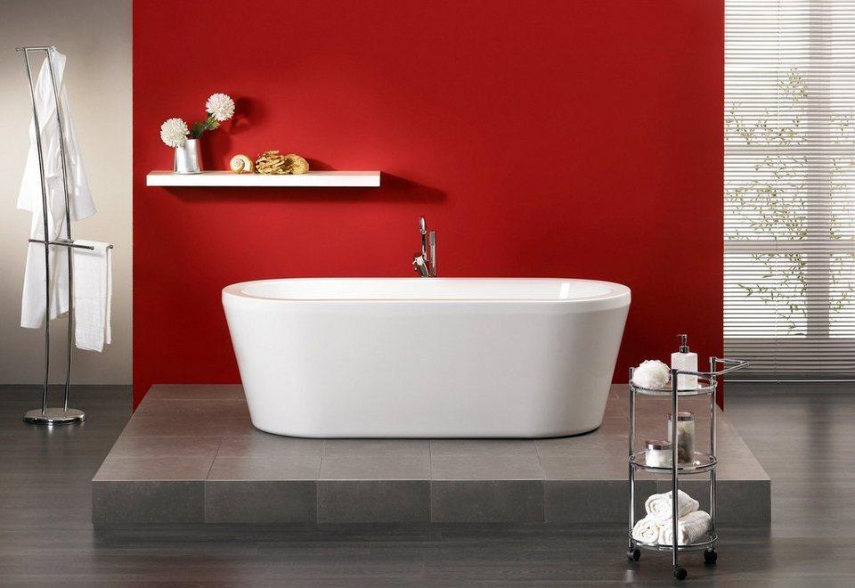 ottofond duschwanne frei stehende badewanne flora. Black Bedroom Furniture Sets. Home Design Ideas