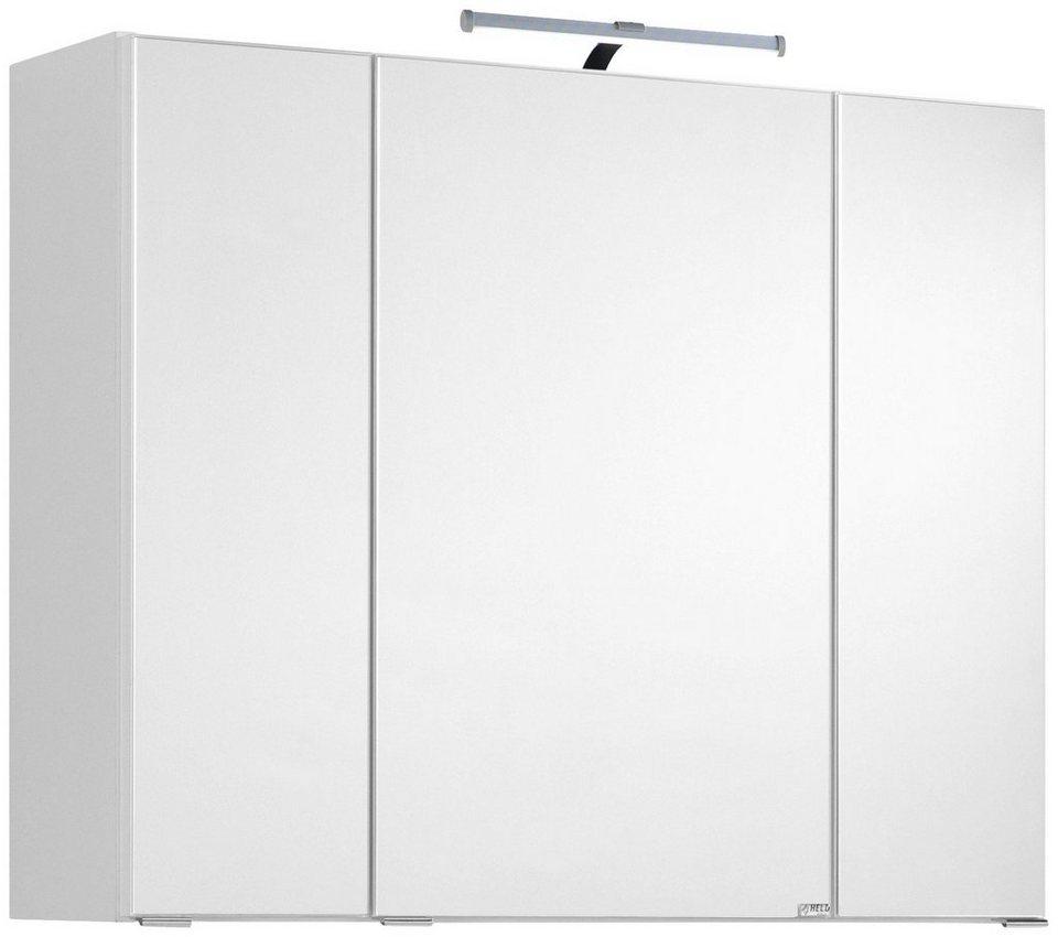 Spiegelschrank »Texas«, Breite 80 cm in weiß