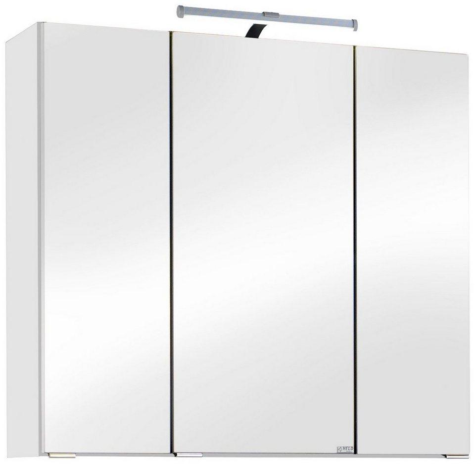 Spiegelschrank »Texas«, Breite 70 cm in weiß