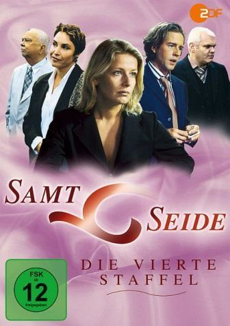 DVD »Samt & Seide - Die vierte Staffel DVD-Box«