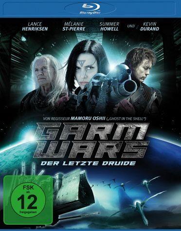 Blu-ray »Garm Wars - Der letzte Druide«