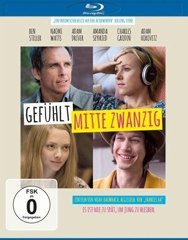 Blu-ray »Gefühlt Mitte Zwanzig«