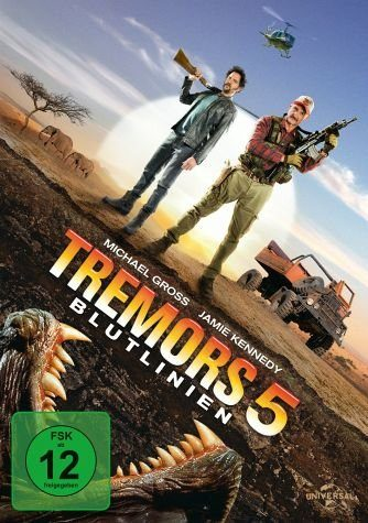 DVD »Tremors 5 - Blutlinien«
