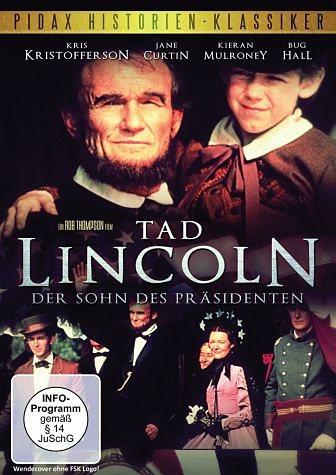 DVD »Tad Lincoln - Der Sohn des Präsidenten«