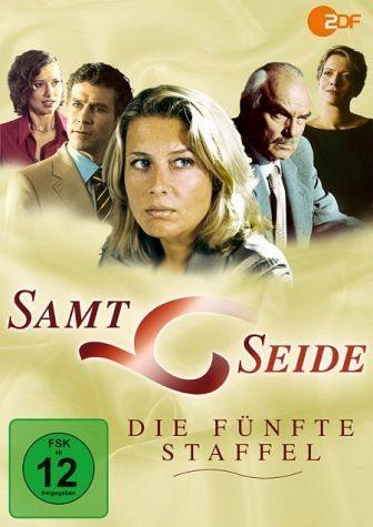 DVD »Samt & Seide Staffel 5«