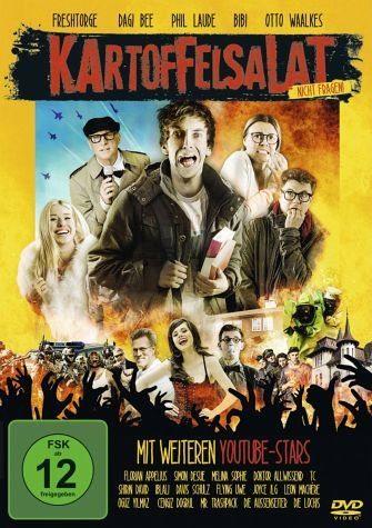 DVD »Kartoffelsalat - Nicht fragen!«