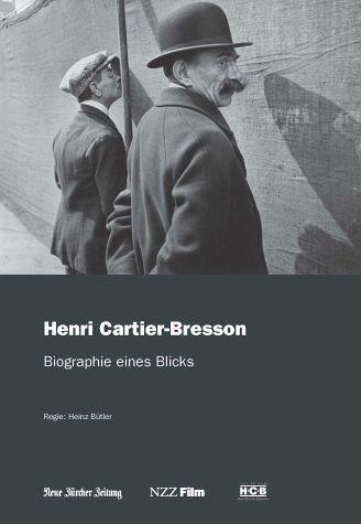 DVD »Henri Cartier-Bresson - Biographie eines Blickes«