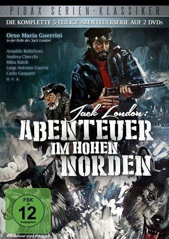 DVD »Jack London - Abenteuer im hohen Norden (2 Discs)«
