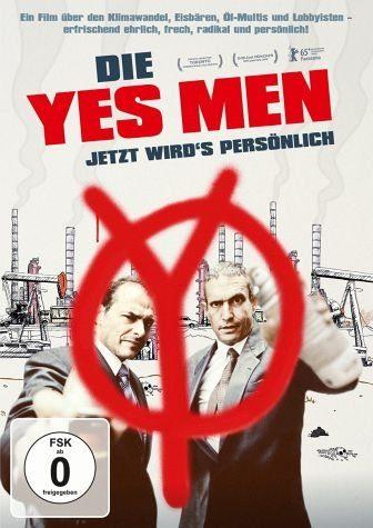 DVD »Die Yes Men - Jetzt wird's persönlich«