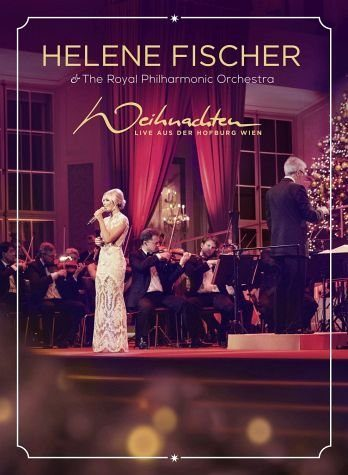 DVD »Helene Fischer & The Royal Philharmonic...«