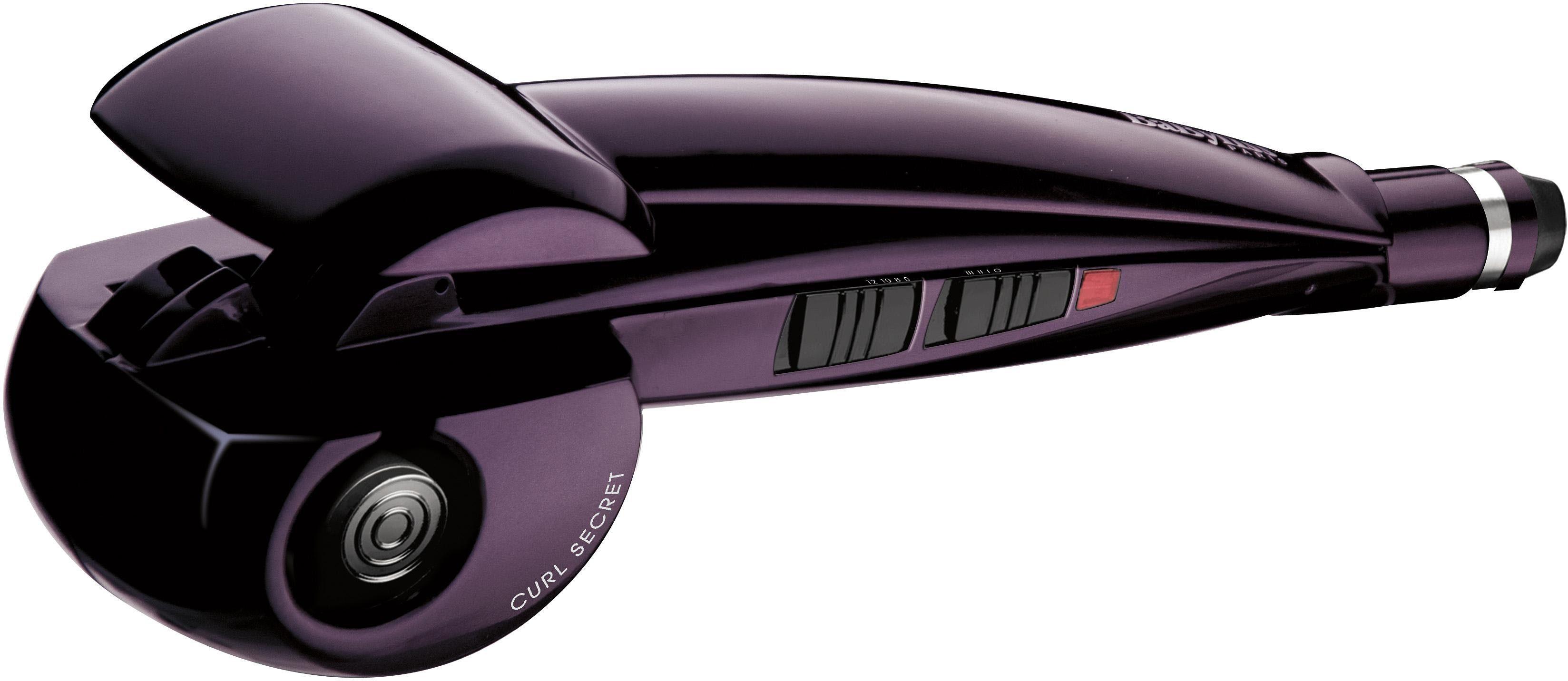 BaByliss Lockenstab C1050E, Automatische Lockenfunktion