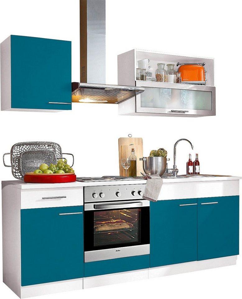 Küchenzeile »Ahus««, Breite 210 cm online kaufen   OTTO