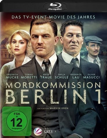 Blu-ray »Mordkommission Berlin 1«