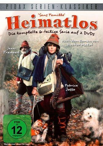 DVD »Heimatlos (2 Discs)«