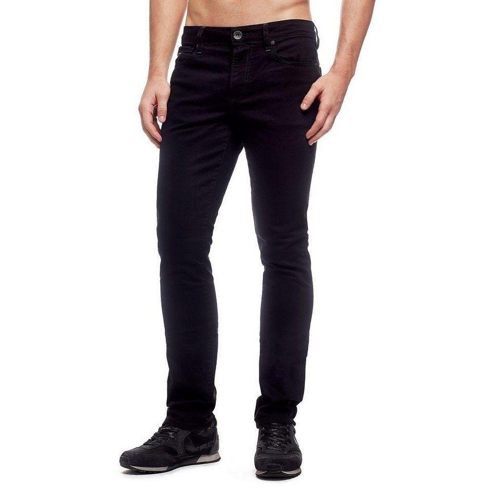 Guess Jeans »Skinny Black« in Schwarz