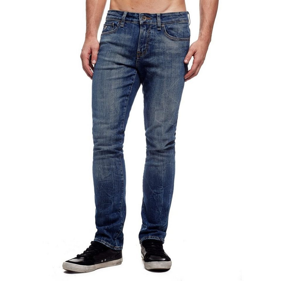 Guess Jeans »Skinny Medium Used« in Blau