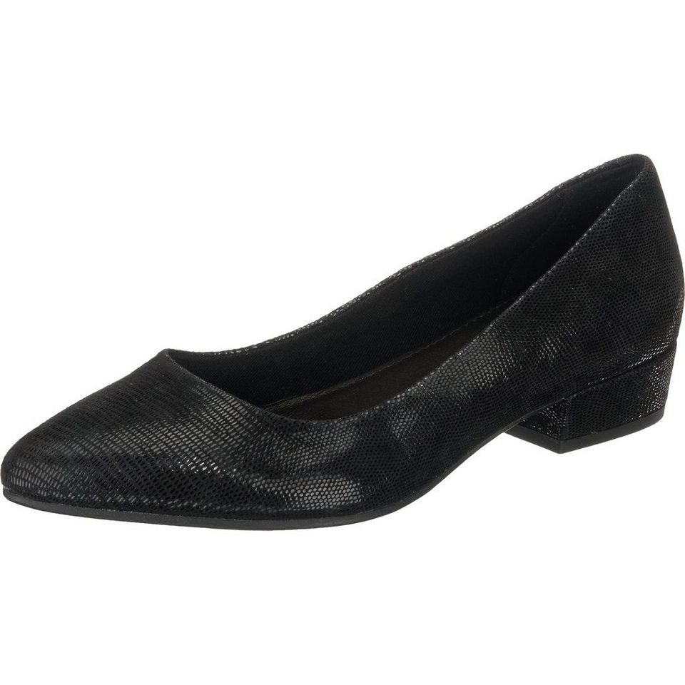 VAGABOND Pumps in schwarz