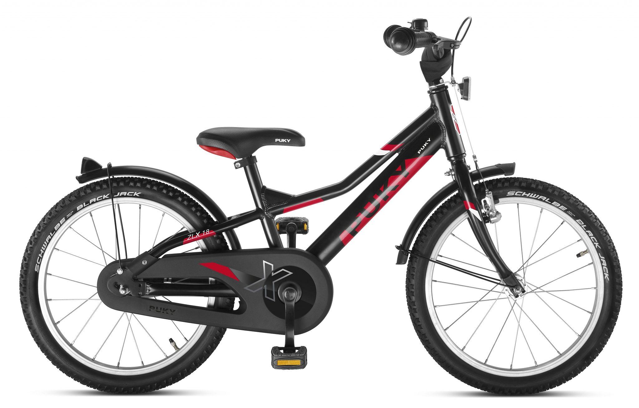 Puky Kinderrad »ZLX 18-1 Kinderfahrrad schwarz«