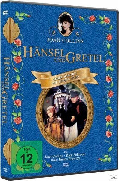 DVD »Große Märchen mit großen Stars - Hänsel und...«