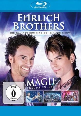 Blu-ray »Ehrlich Brothers - Magie: Träume erleben«