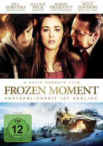 DVD »Frozen Moment - Unsterblichkeit ist endlich«