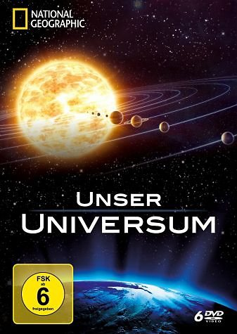 DVD »National Geographic - Unser Universum, Die...«