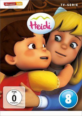 DVD »Heidi - DVD 8«