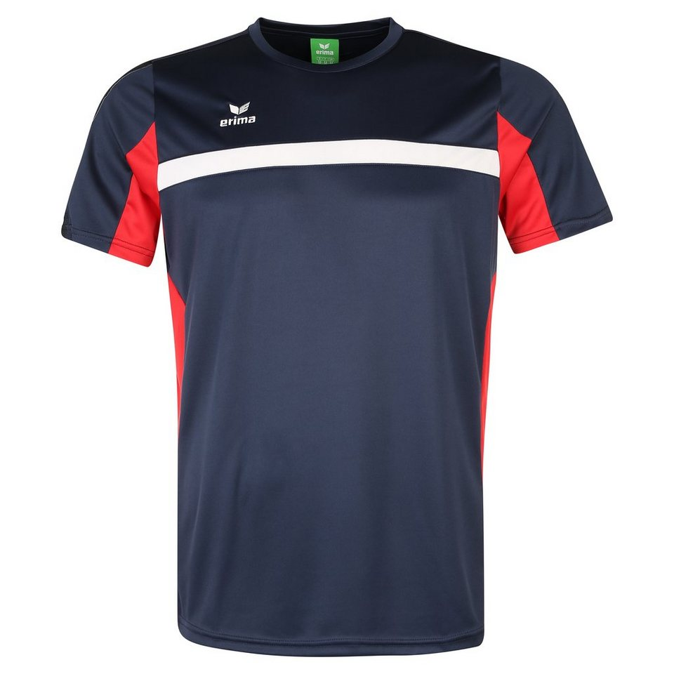 ERIMA 5-CUBES T-Shirt Kinder in new navy/rot